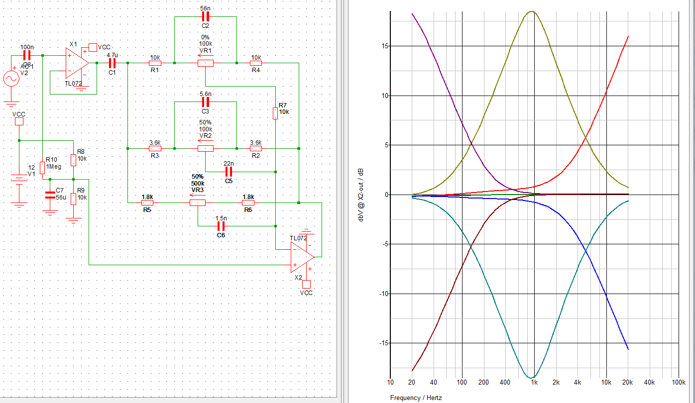 Circuit Diagram 3 Band Graphic Equalizer Wiring Library Tone Control Design Tataylinocom Final