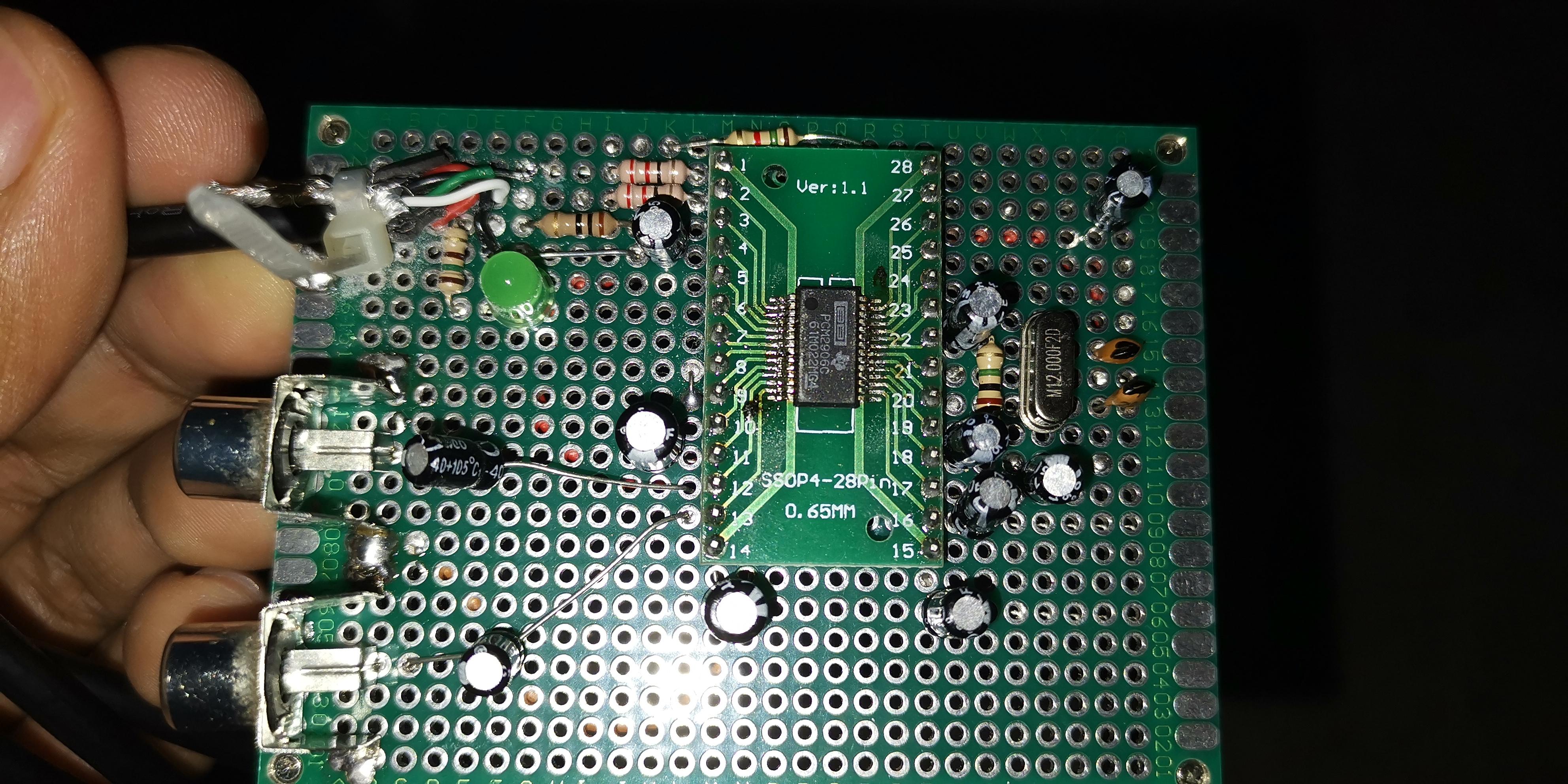Simple USB Audio interface – tataylino com