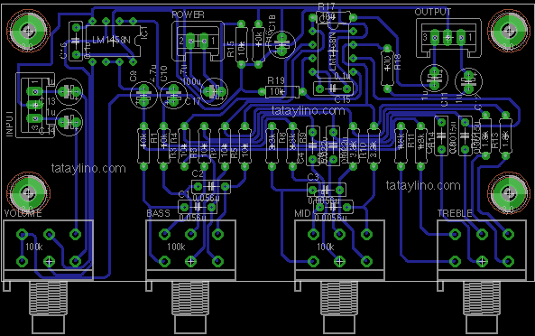 Subwoofer Booster Circuit as well Custom Wiring Diagram For Hsh Guitars moreover 113081 Interesting Enhancement Control Circuits For Stereo  lifiers moreover Car Battery Charger also Bldc Motor Control Circuits Diagram. on tone control schematic