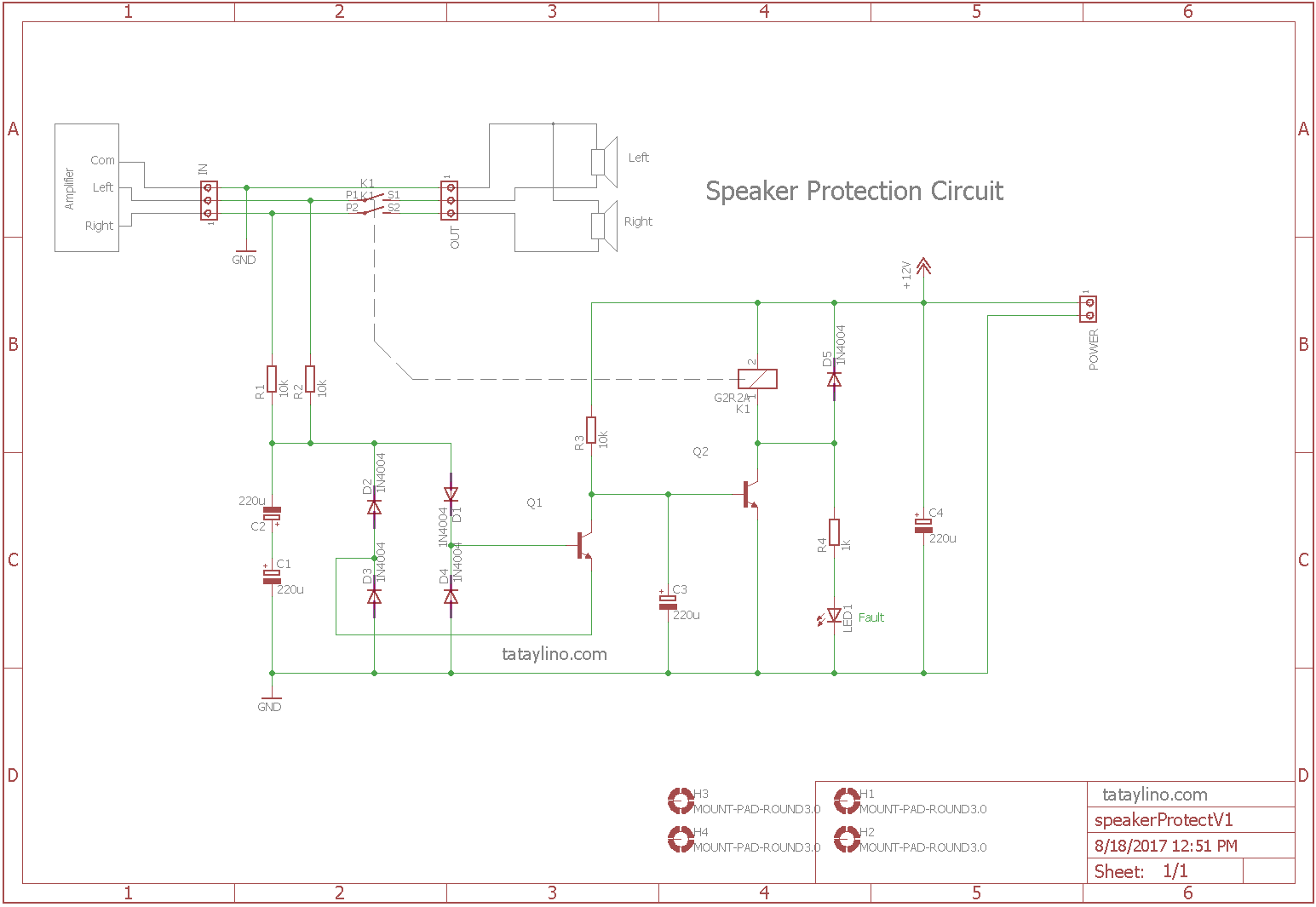 speaker_protection_sch speaker protection circuit tataylino com